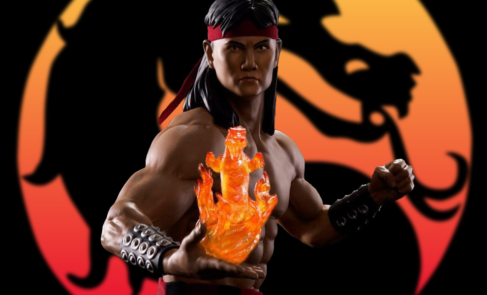 Gallery Feature Image of Liu Kang Statue - Click to open image gallery