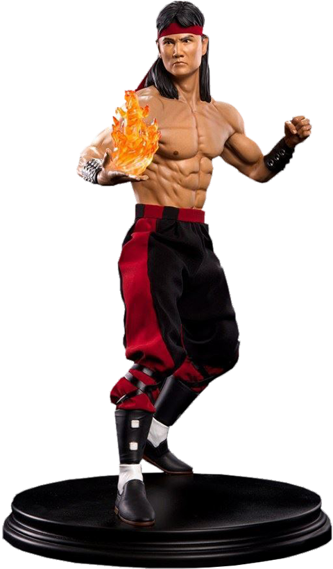 PCS Collectibles Liu Kang Statue