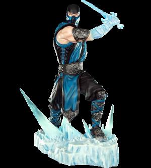 Sub-Zero MK9 Statue