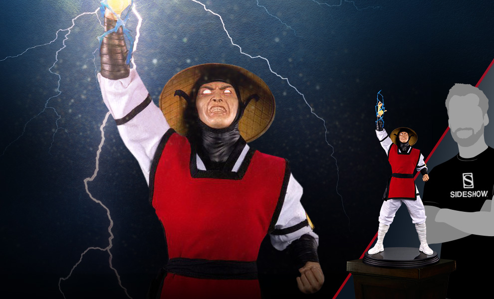 Gallery Feature Image of Raiden Statue - Click to open image gallery