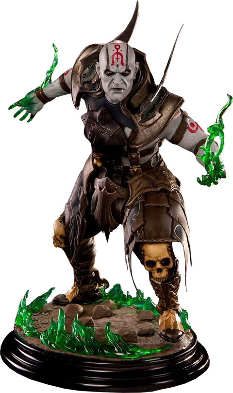 Pop Culture Shock Quan Chi Statue