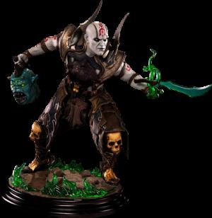 Quan Chi Dark Curse Statue