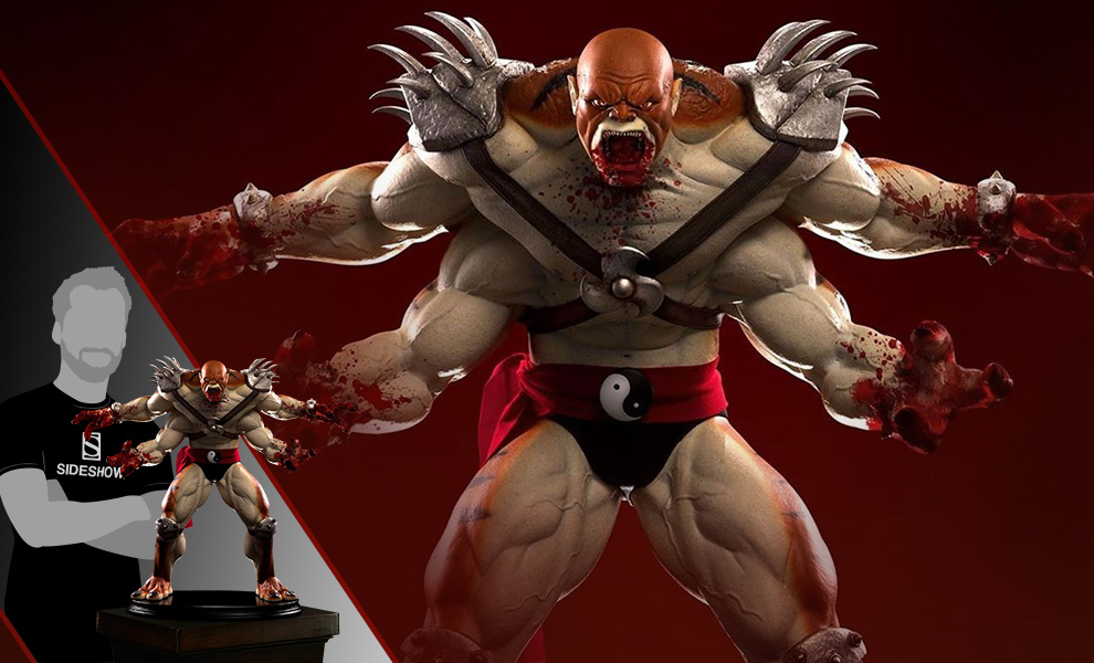 Gallery Feature Image of Kintaro Bloody Klassic Statue - Click to open image gallery