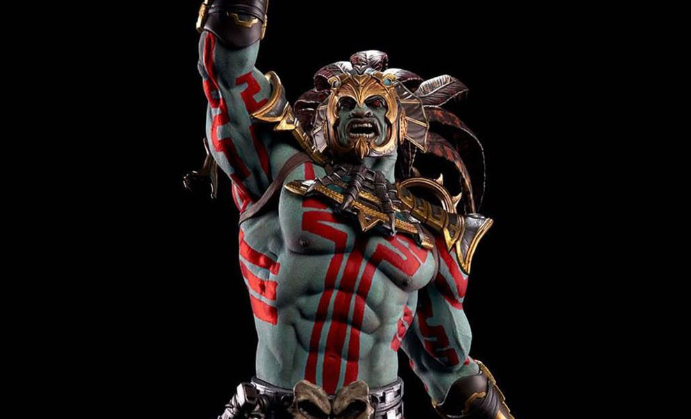 Gallery Feature Image of Kotal Kahn - Blood God Statue - Click to open image gallery