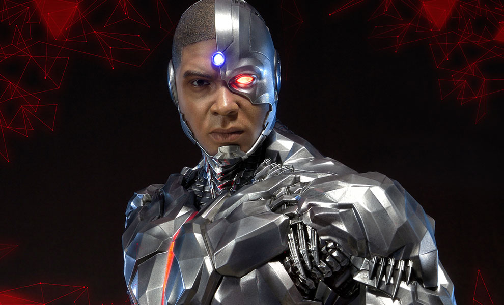Gallery Feature Image of Cyborg Statue - Click to open image gallery