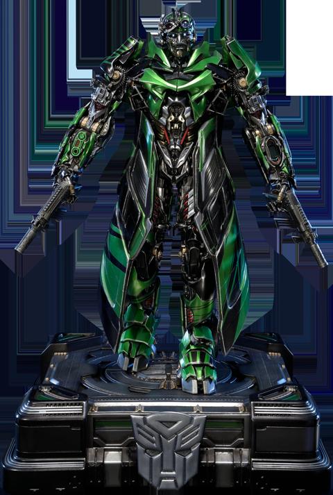 Prime 1 Studio Crosshairs Statue