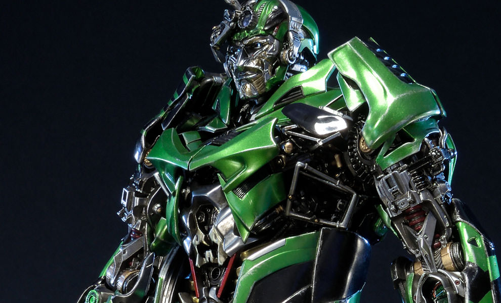 Gallery Feature Image of Crosshairs Statue - Click to open image gallery