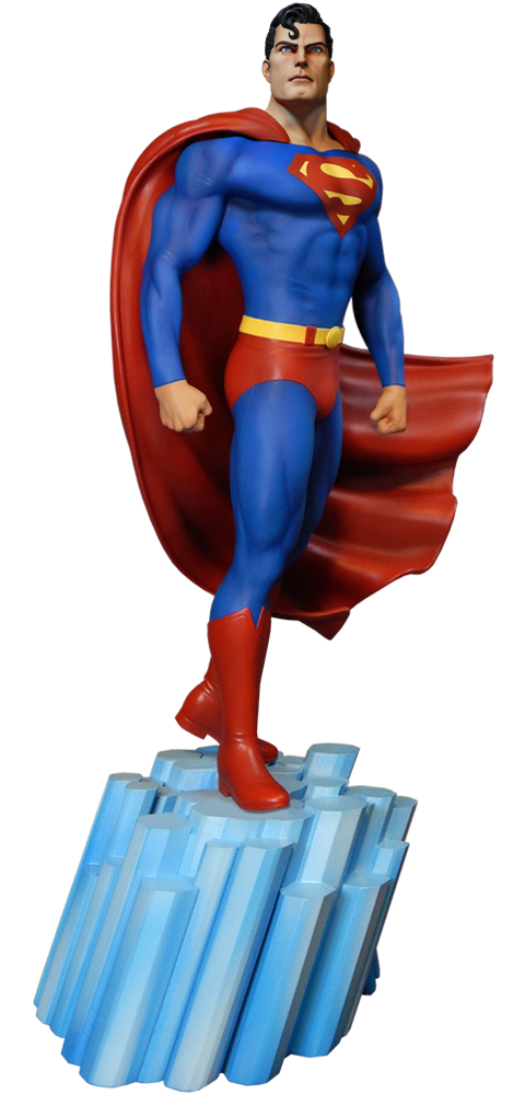 Tweeterhead Super Powers Superman Maquette