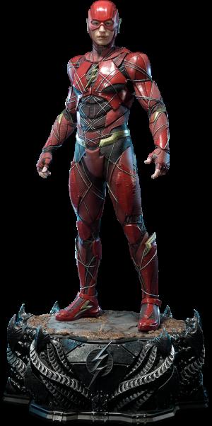 The Flash Statue