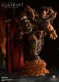 Gallery Image of Blackhand Statue