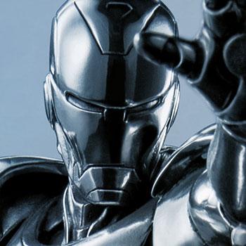 Iron Man Figurine Marvel Pewter Collectible