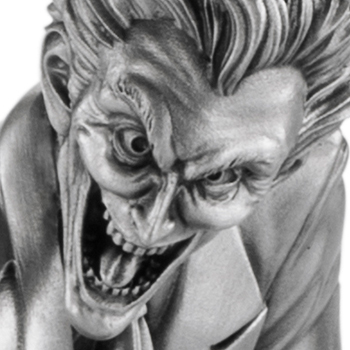 The Joker Figurine Pewter Collectible