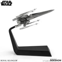 Gallery Image of X-Wing Starfighter Pewter Collectible