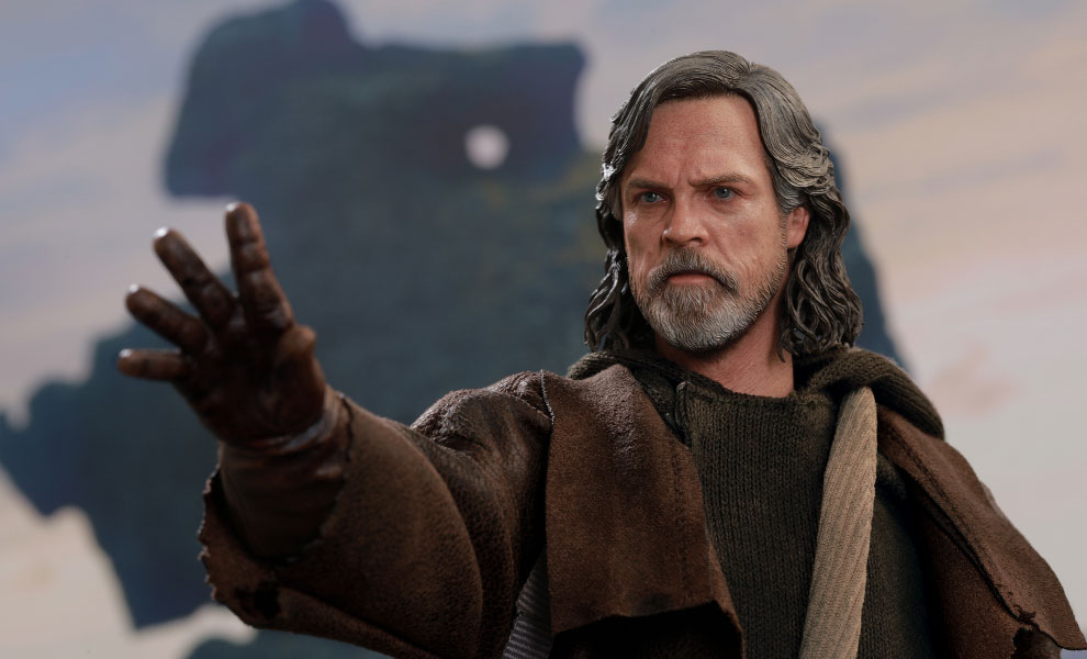 Gallery Feature Image of Luke Skywalker Sixth Scale Figure - Click to open image gallery
