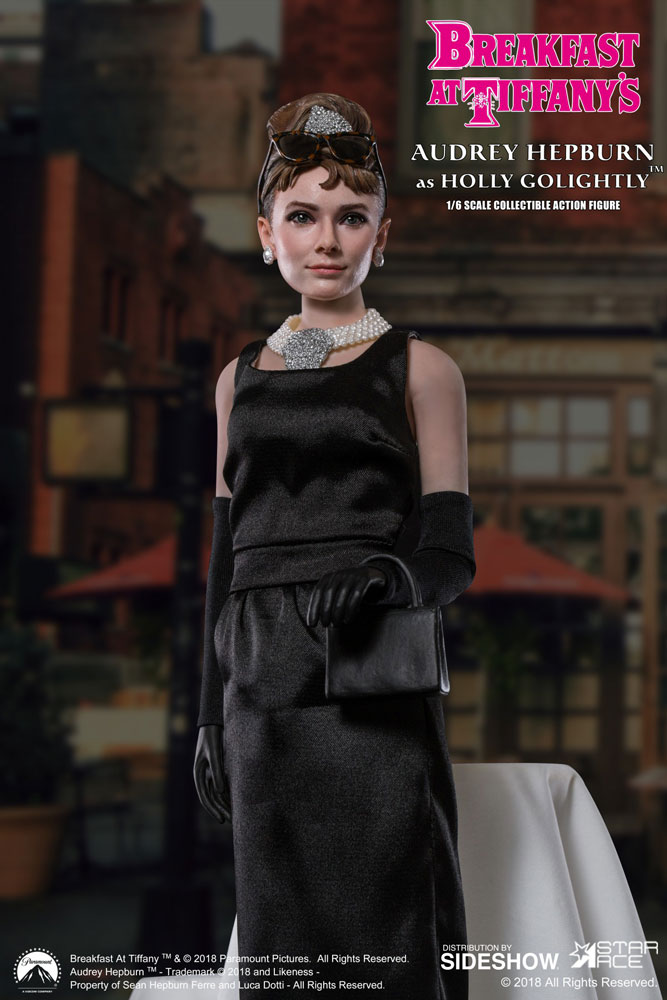 22ef433a013b Audrey Hepburn as Holly Golightly Deluxe Version - Prototype Shown