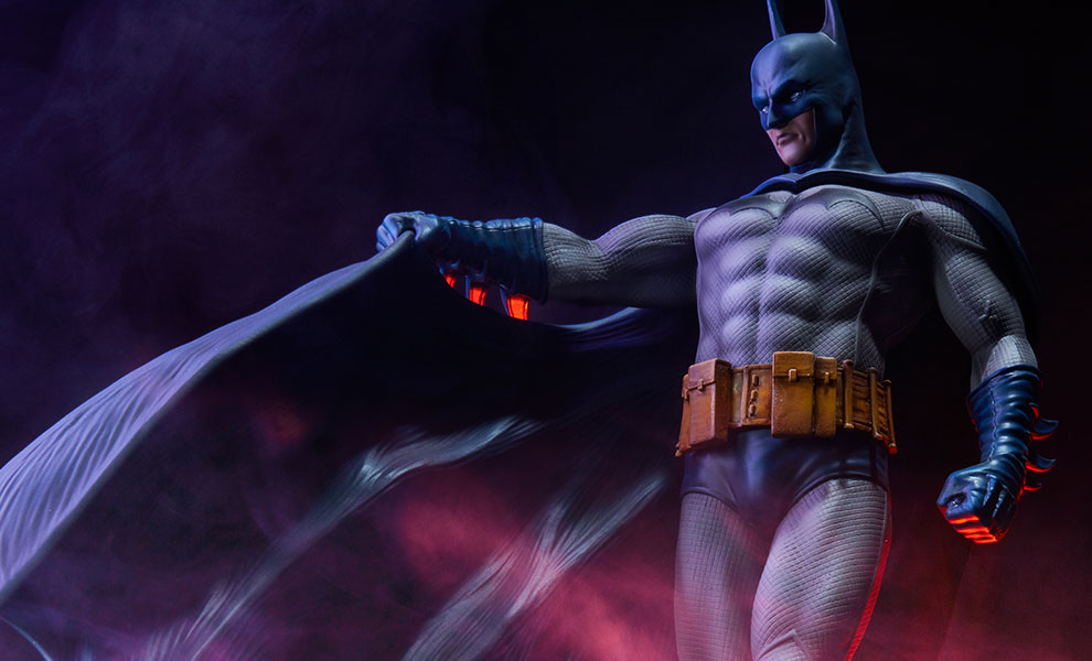 Gallery Feature Image of Batman Blue Version Statue - Click to open image gallery