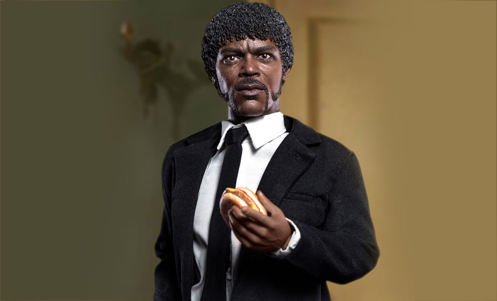 Gallery Feature Image of Jules Winnfield Sixth Scale Figure - Click to open image gallery