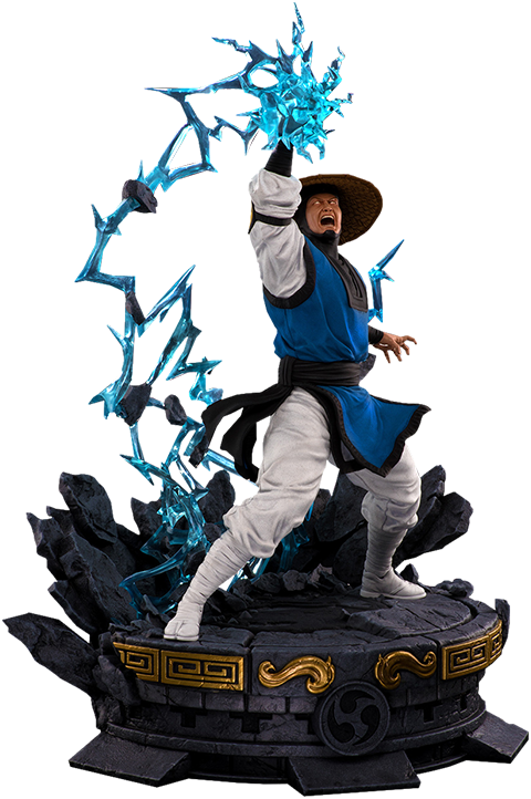 PCS Collectibles Raiden Statue