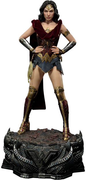 Wonder Woman Ultimate Version Statue