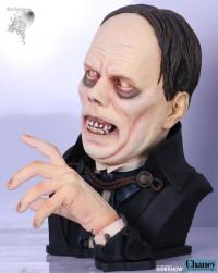 Gallery Image of Lon Chaney Sr as The Phantom of the Opera Life-Size Bust