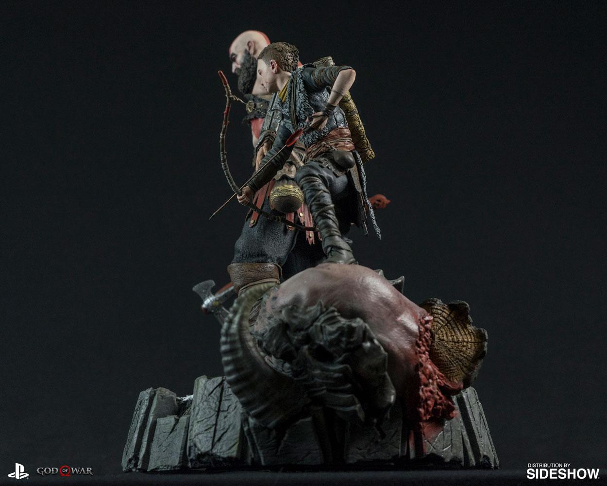 God Of War 4 Cool Art