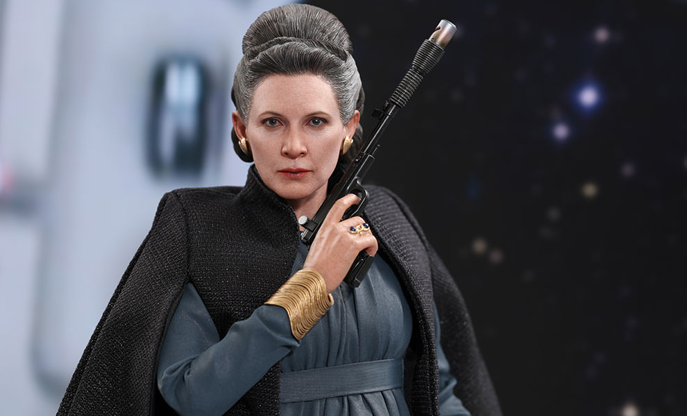 Gallery Feature Image of Leia Organa Sixth Scale Figure - Click to open image gallery