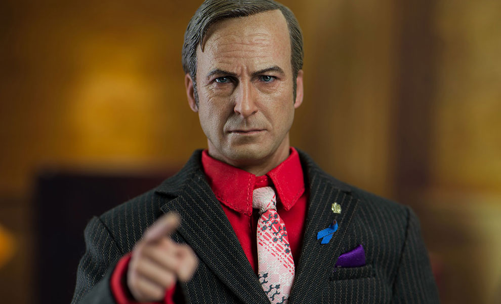 Gallery Feature Image of Saul Goodman Sixth Scale Figure - Click to open image gallery
