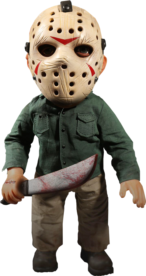 Mezco Toyz Mega Jason with Sound Collectible Figure