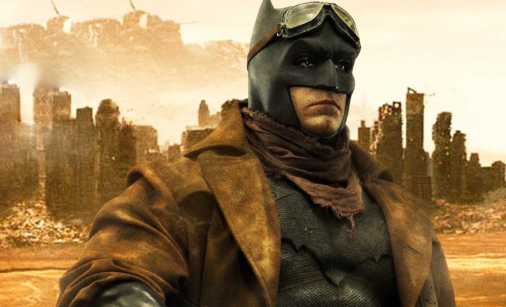 Gallery Feature Image of Knightmare Batman Statue - Click to open image gallery