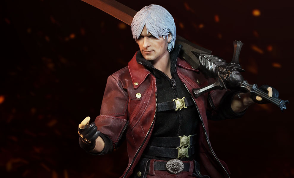 Gallery Feature Image of Dante Luxury Version Sixth Scale Figure - Click to open image gallery