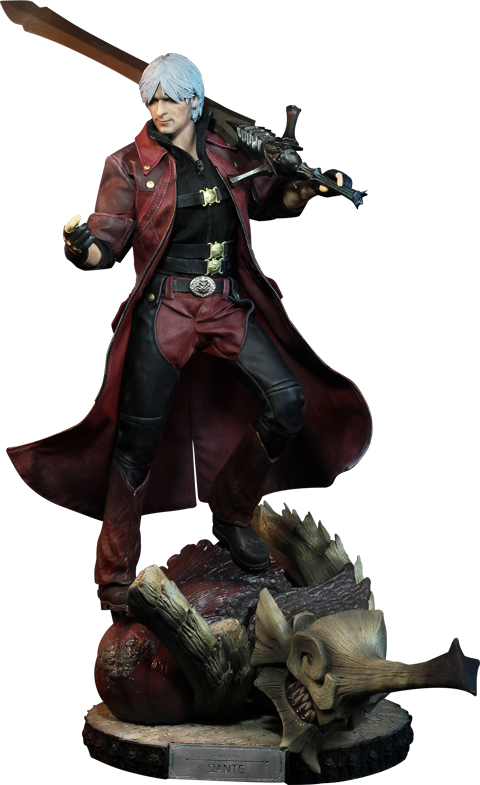 Asmus Collectible Toys Dante Luxury Version Sixth Scale Figure