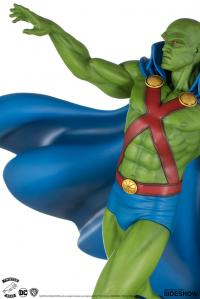 Gallery Image of Super Powers Martian Manhunter Maquette