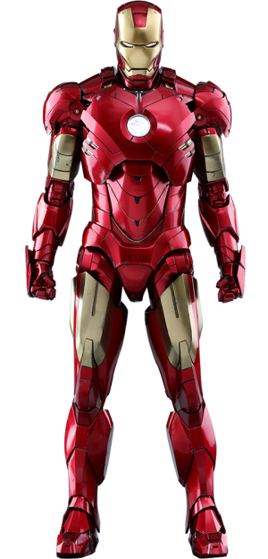 Iron Man Mark IV Sixth Scale Figure