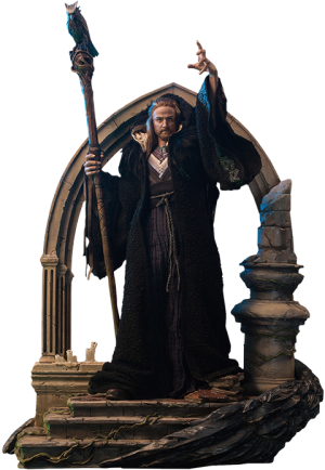 Medivh Statue