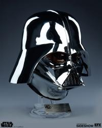 Gallery Image of Darth Vader Helmet Scaled Replica