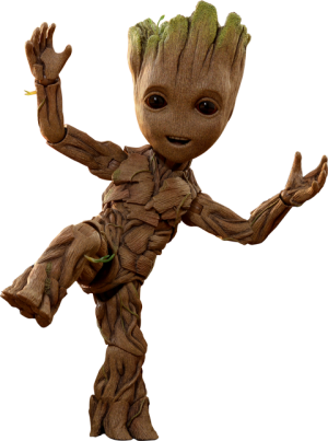 Groot Life-Size Figure