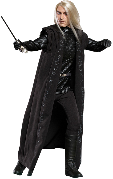 Star Ace Toys Ltd. Lucius Malfoy Sixth Scale Figure