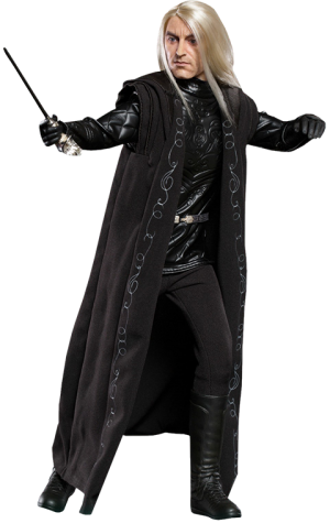 Lucius Malfoy Sixth Scale Figure