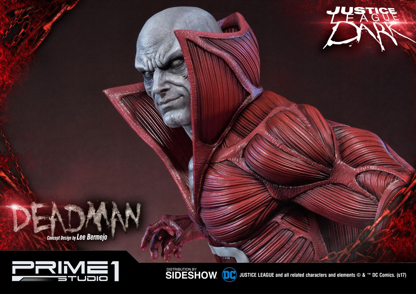 Dc Comics Deadman Statue By Prime 1 Studio