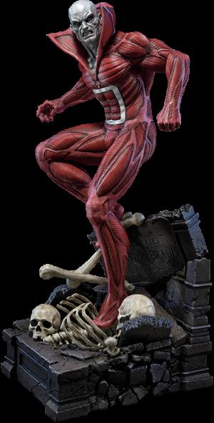 Deadman Statue