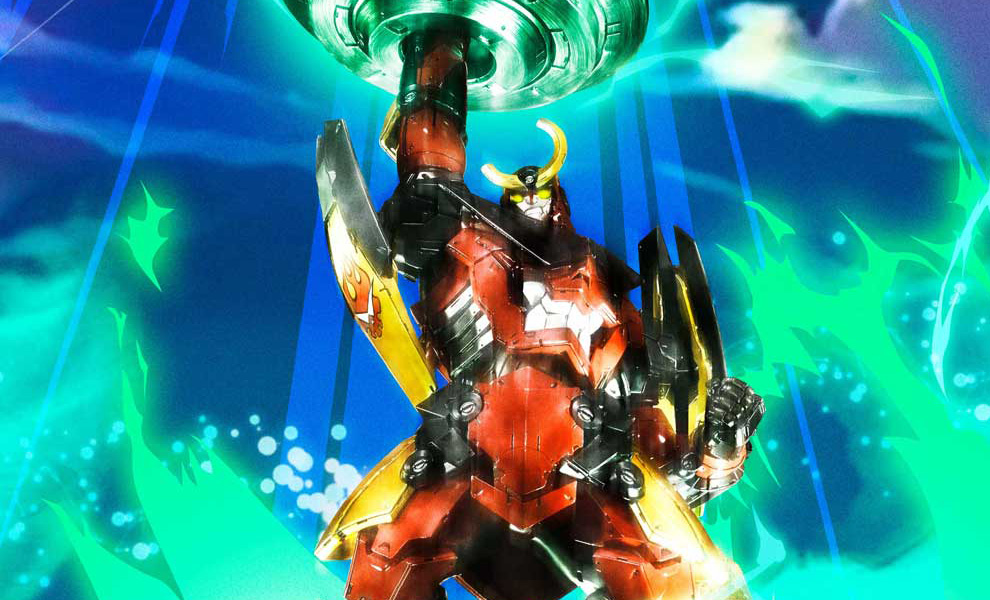 Gallery Feature Image of Gurren Lagann Full Drill Version Statue - Click to open image gallery