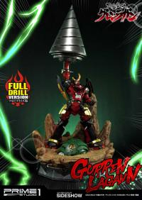 Gallery Image of Gurren Lagann Full Drill Version Statue