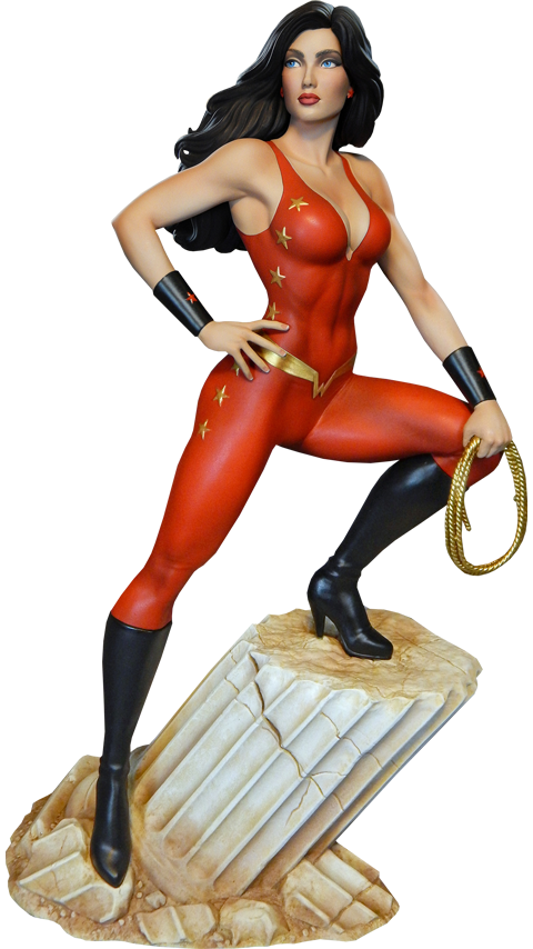 Tweeterhead Super Powers Donna Troy Maquette