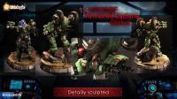 Gallery Image of Armor Cyclone VR052F Scott Bernard Statue