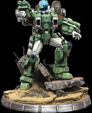 Armor Cyclone VR052F Scott Bernard Statue