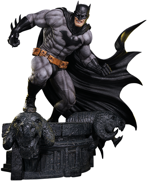 Prime 1 Studio Batman (Black Version) Statue