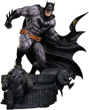 Batman (Black Version) Statue