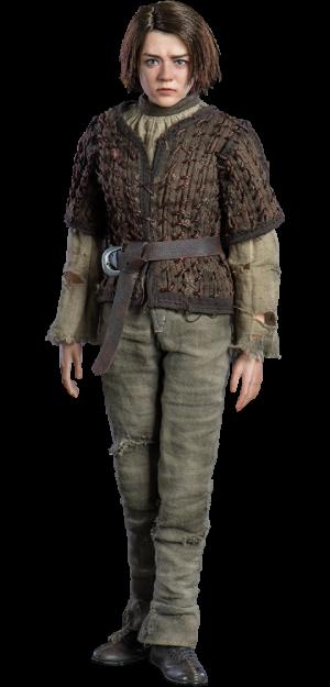 Arya Stark Sixth Scale Figure