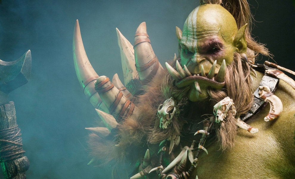 Gallery Feature Image of Kilrogg Deadeye Statue - Click to open image gallery