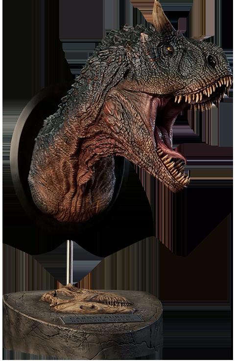 Damtoys Carnotaurus Bust